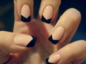 tipos de uñas de porcelana