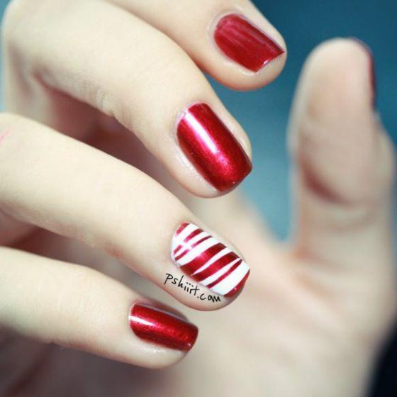 Decoración de uñas fáciles | Mis Uñas Decoradas