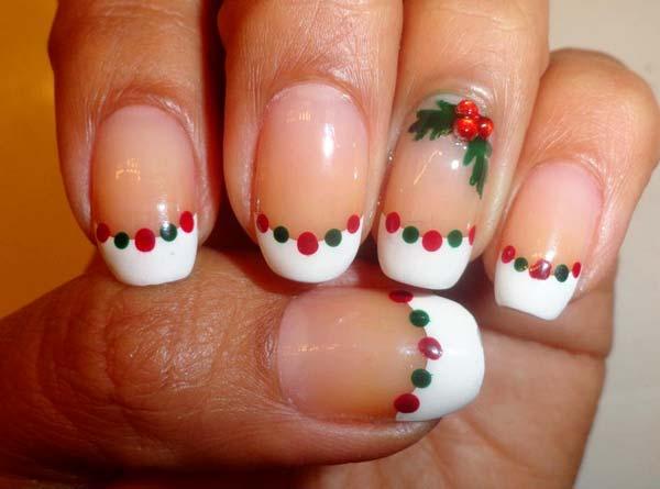 Ideas para Decorar las uas en Navidad Mis Uas Decoradas