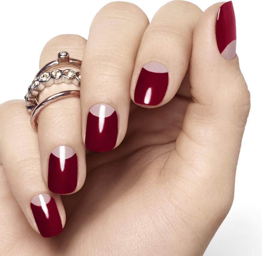 Ideas para decorar las uñas de Rojo | Mis Uñas Decoradas